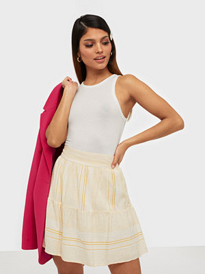Vero Moda Vmhazel Hw Skirt Wvn