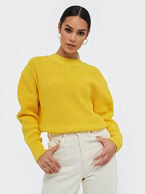 Tröjor - Selected Femme Slfbailey Ls Knit Slit O-Neck B
