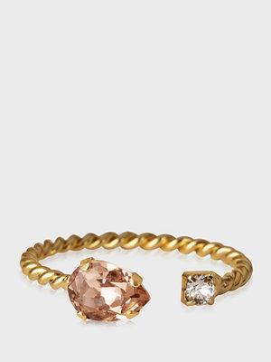 Caroline Svedbom Nani Ring Gold Rose