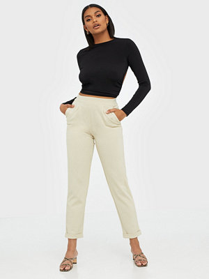 NLY Trend omönstrade byxor Perfect Suit Pants