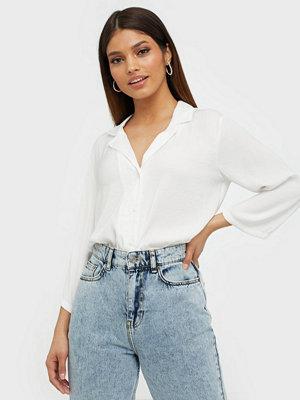 Jacqueline de Yong Jdyrappa 3/4 Shirt Wvn Noos