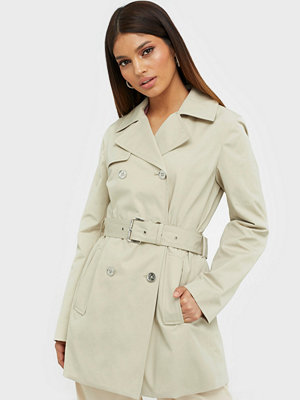 MICHAEL Michael Kors Classic Sateen Trench