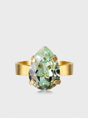 Caroline Svedbom Mini Drop Ring Golden