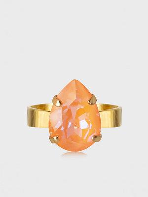 Caroline Svedbom Mini Drop Ring Gold