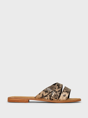 Vero Moda Vmfrea Leather Sandal