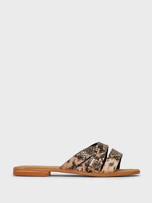 Sandaler & sandaletter - Vero Moda Vmfrea Leather Sandal