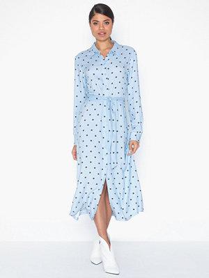 MOSS Copenhagen Nakita Leia LS Shirt Dress AOP