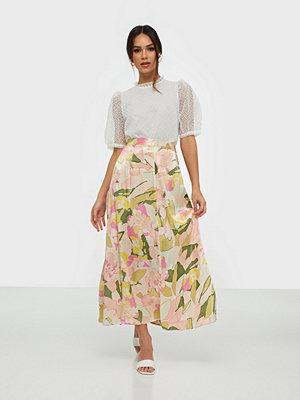 Selected Femme Slfmola Hw Ankle Skirt B