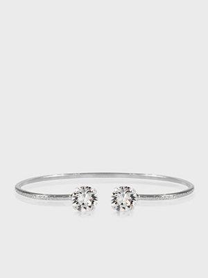 Caroline Svedbom armband Classic Petite Bracelet Rhodium