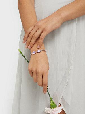 Caroline Svedbom armband Mini Drop Bracelet Rhodium