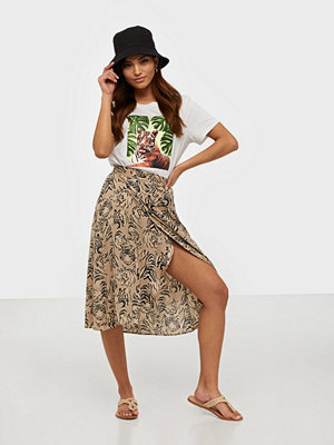 Kjolar - Vero Moda Vmkate Nw Blk Skirt Wvn Ki