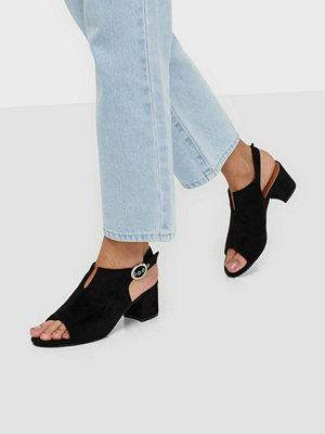 Duffy Open Toe Sandal