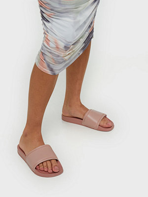 Tofflor - Pieces Psnika Solid Sandal Sww