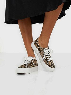 Sneakers & streetskor - Duffy Snake Platform Sneaker
