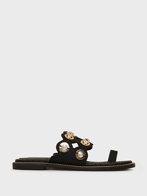 River Island Tipper Shelf Sandal
