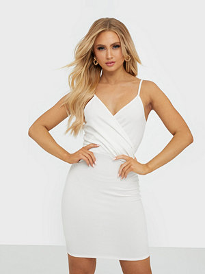 NLY One Wrap Bust Dress