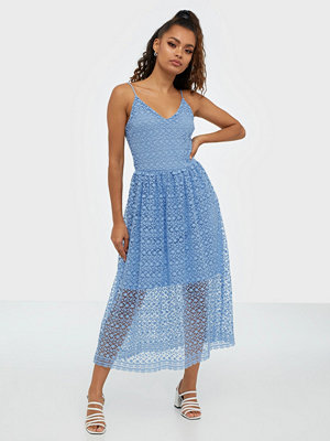 Vero Moda Vmmadeleine Calf Lace Dress Exp