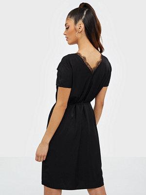 Object Collectors Item Objeileen S/S Lace V-Neck Dress Noo