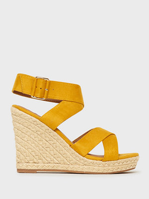 Only Onlamelia Wrap Heeled Sandal