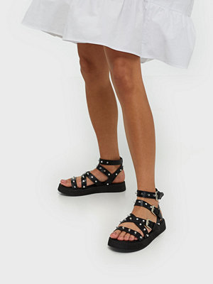 Missguided Thick Strap Chunky Sandals