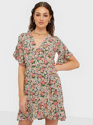 Ax Paris Wrap Flower Dress