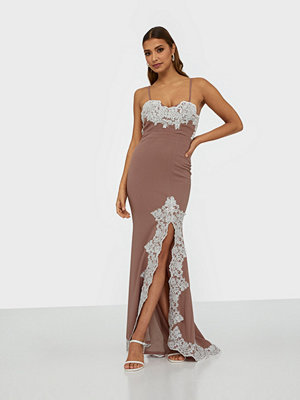 Love Triangle Gala Event Maxi Dress