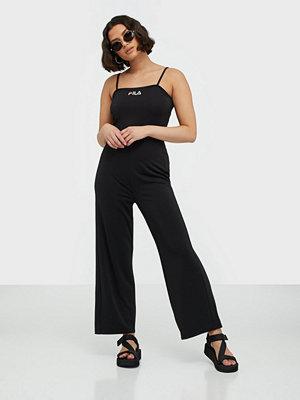 Jumpsuits & playsuits - Fila WOMEN TAMUJA jumpsuit - 7/8 length