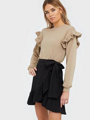 Kjolar - Vero Moda Vmcita Bobble Wrap Skirt Noos