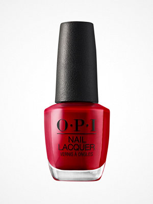 OPI Nail Lacquer 15 ml Red hot rio