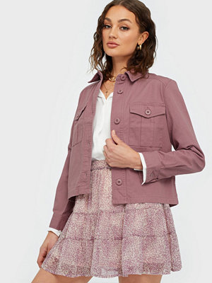 Jacqueline de Yong Jdyrose Short Jacket Pnt