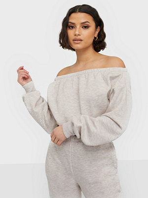 NLY Trend Off Shoulder Sweat