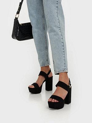 Pumps & klackskor - NLY Shoes Plateau Heel Sandal