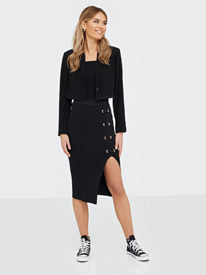 River Island Hardwear Knit Skirt