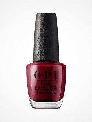 Naglar - OPI Nail Lacquer 15 ml Bogota blackberry