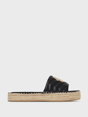 River Island Quilted Espadrilles