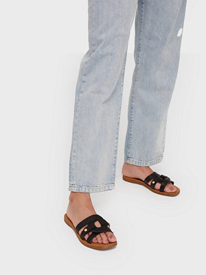 Sandaler & sandaletter - Pieces Psanilla Leather Sandal