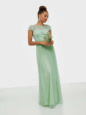 Vila Viulricana S/S Maxi Dress/5