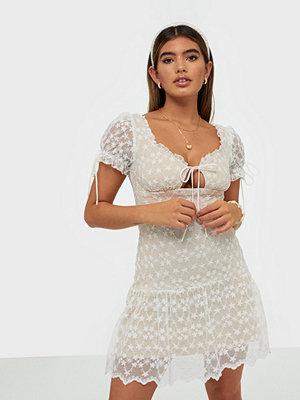 Love Triangle Sabrina Dress