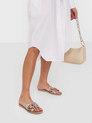 Pieces Psanilla Leather Sandal