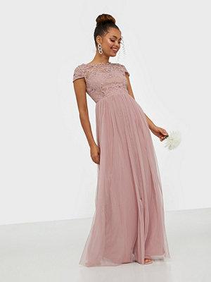 Vila Viulricana S/S Maxi Dress/5
