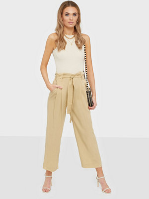 Y.a.s byxor Yasenda Hw Cropped Pant - Icons