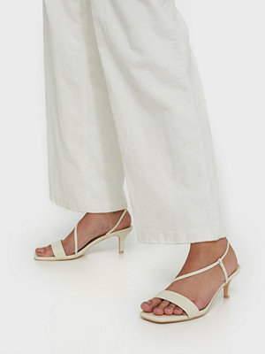 NLY Shoes Cross Strapped Heel Sandal