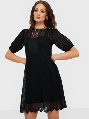 River Island Pretty Stitch Tea Dress Mini