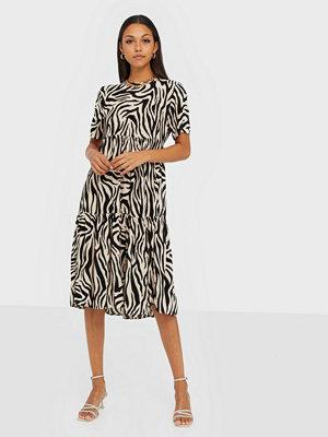 Jacqueline de Yong Jdytara S/S Midi Dress Denim Wvn