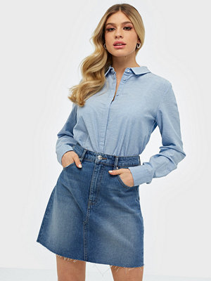 Gina Tricot Vintage Denim Skirt