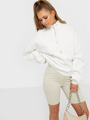 Tröjor - NLY Trend Drawstring Zip Sweat