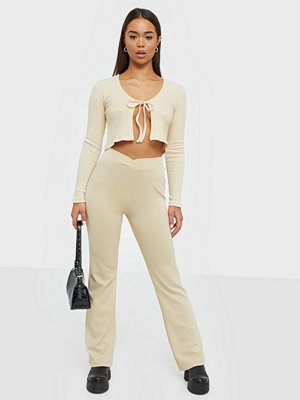 NLY Trend byxor Wrap Waist Pants