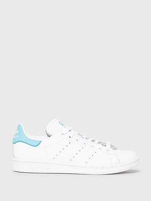 Sneakers & streetskor - Adidas Originals Stan Smith Hvit/Turkis