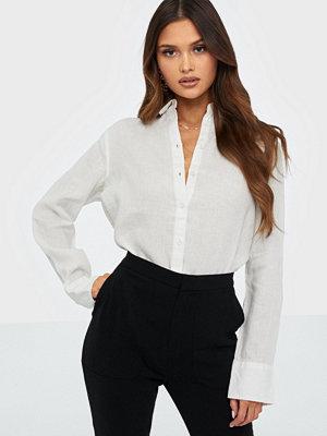 Skjortor - Gina Tricot Kimberly Linen Shirt