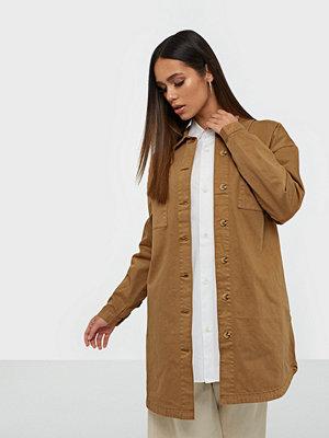 Vero Moda Vmmetis Ls Oversize Shirt Vma
